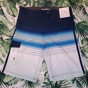 NWT - Mossimo Supply Co. Board Shorts - Sz 30